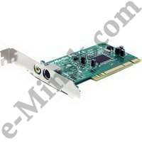 Устройство для монтажа и видеозахвата AverDVD EZMaker Gold PCI (Digital Video Maker, Analog to Digital Converter, S-video/RCA-In), КНР