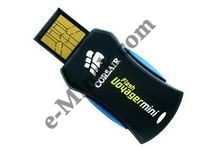 USB Flash (флешка) 16Gb Corsair Voyager Mini, КНР
