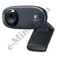 Web-камера Logitech HD Webcam C310, КНР