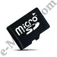 Карта памяти A-Data microSDHC 8 Gb Class 4 SD-adapter (AUSDH8GCL4-RA1), КНР